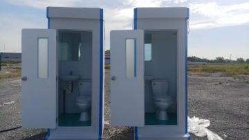Nhà vệ sinh di động cao cấp Handy giá trên 20 triệu VNĐ