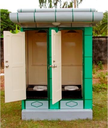 Dịch vụ thu mua và sửa chữa nhà vệ sinh di động