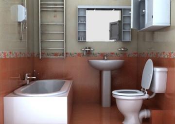Nguyên tắc bố trí nhà vệ sinh theo phong thủy