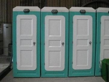 Nhà vệ sinh composite cấp nước trực tiếp