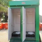 Thu mua nhà vệ sinh lưu động đã qua sử dụng