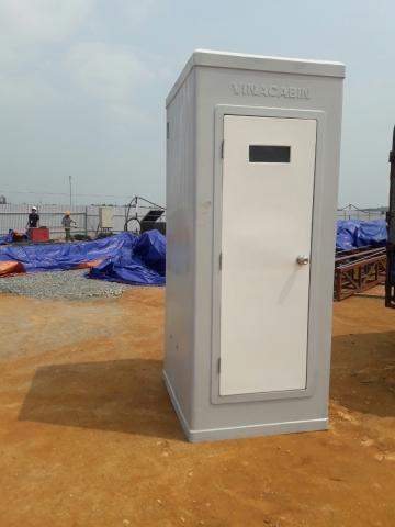 Giao nhà vệ sinh VINACABIN V17.3 tại Quảng Nam