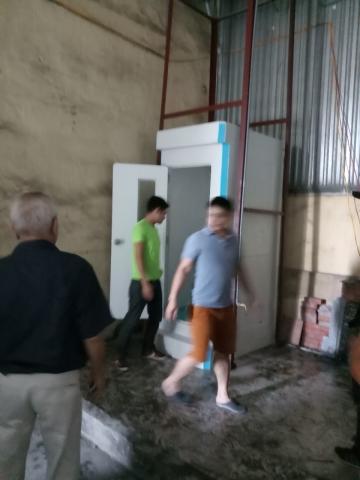 Giao nhà vệ sinh H17.2 tại Hà Nội