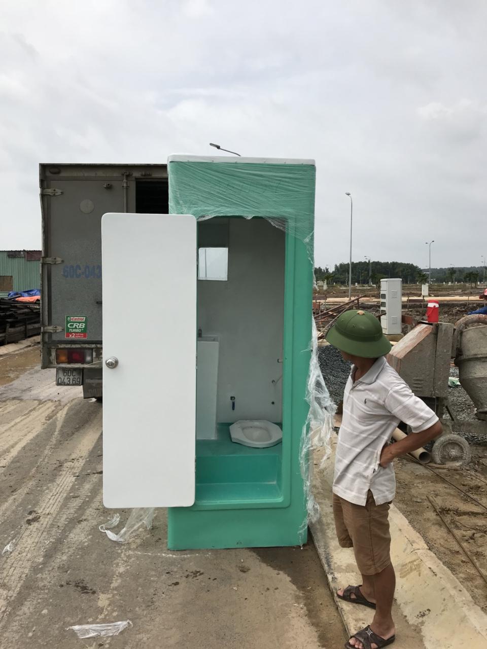 Nhà vệ sinh di động HANDY HMT06
