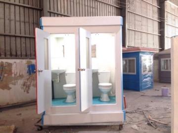Nội thất nhà vệ sinh di động H17.2D