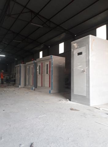 Cung cấp nhà vệ sinh công trình