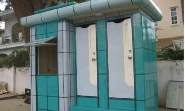 Chiết khấu 10% cho người giới thiệu bán nhà vệ sinh công cộng