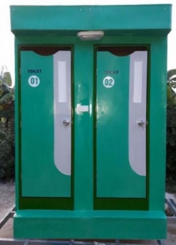Chiết khấu từ 15% cho sản phẩm nhà vệ sinh đôi