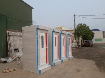 Dịch vụ cho thuê và bán nhà vệ sinh dã chiến của chúng tôi được triển khai trên cả nước