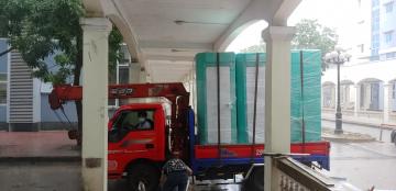 Công ty cho thuê nhà vệ sinh cách ly chống dịch