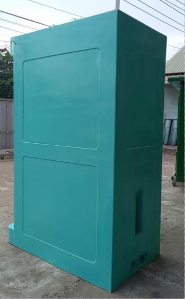 Cabin nhà vệ sinh di động HMT01