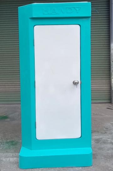 WC di động bằng composite