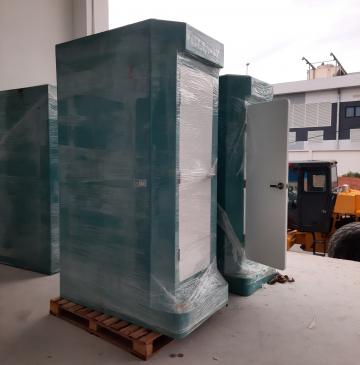 Nhà vệ sinh di động HMT01 phục vụ cách ly chống dịch Covid