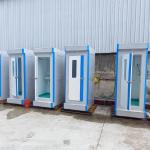 Cho thuê nhà vệ sinh di động cách ly covid tại nơi sản xuất
