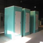 Toilet composite cho thuê