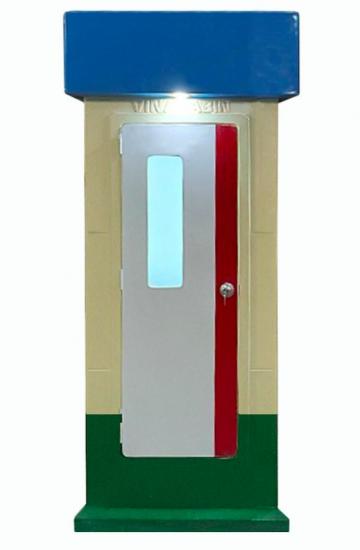 Nhà vệ sinh di động cao cấp V18.1