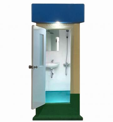 Nhà tắm di động Vinacabin V18.1S