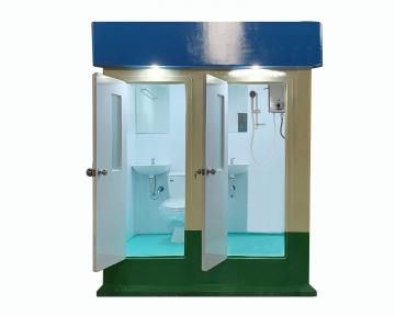 Toilet composite Vinacabin V18.2W