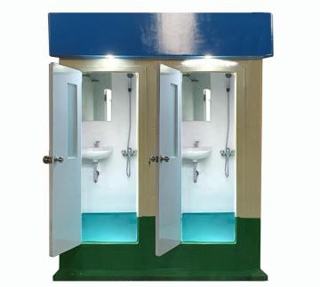 Nhà tắm di động đôi Vinacabin V18.2S