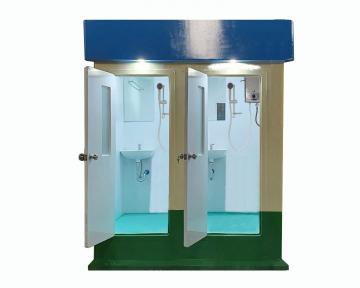 Cabin nhà tắm di động