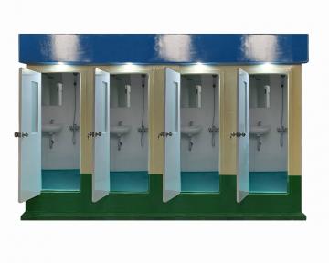 Nhà tắm di động V18.4S