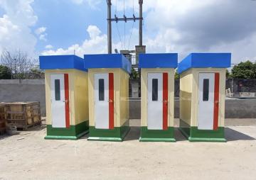 Dịch vụ bán và cho thuê toilet di động